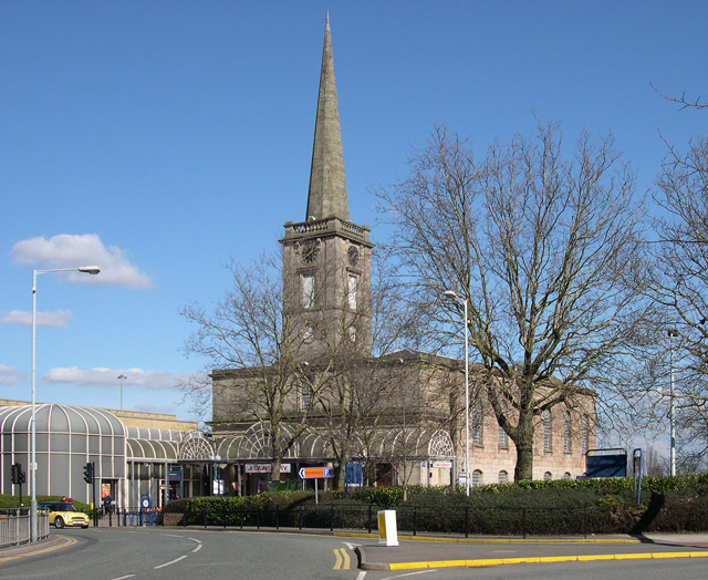 St. George's Church (Sainsbury's), Wolverhampton