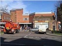 TL1314 : Sainsburys High Street, Harpenden by John Salmon