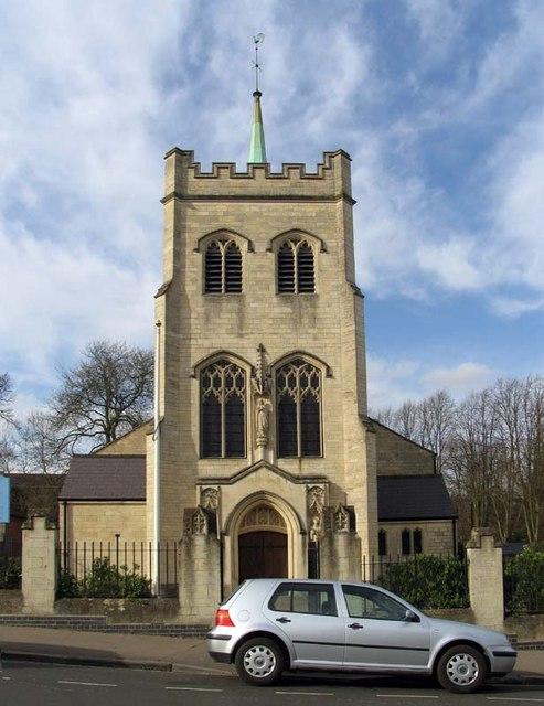Our Lady of Lourdes, Harpenden