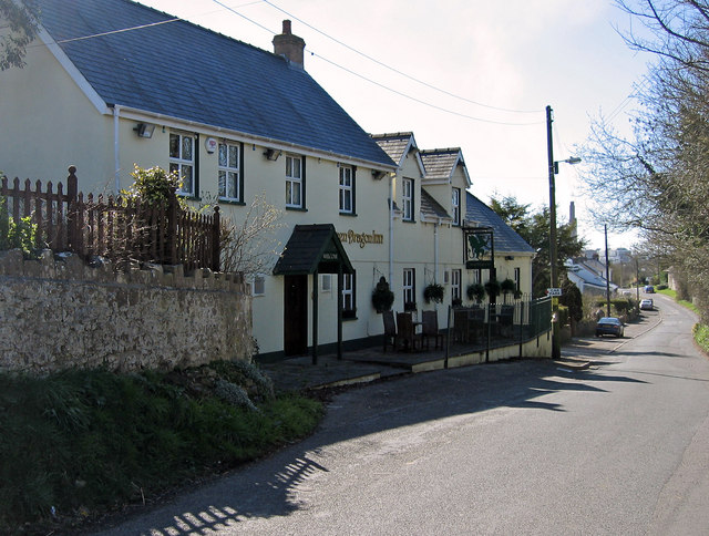 Green Dragon Inn, Llancadle, Vale of Glamorgan