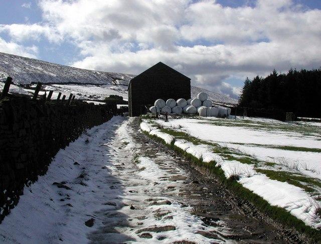 High Moss Barn