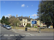 TQ1472 : Brinsworth House, Twickenham by Stephen Williams