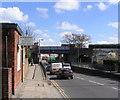 TQ1573 : The Dip, Heath Road Twickenham by Stephen Williams