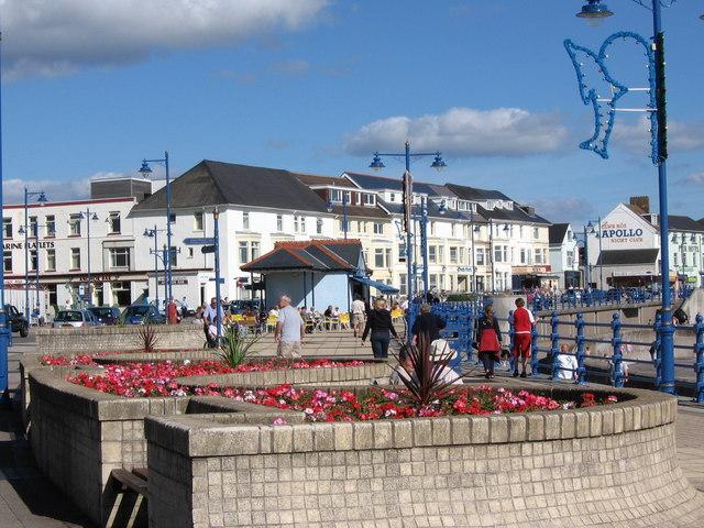 Porthcawl Promenade