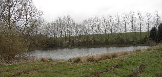 Reservoir near Draughton