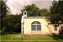 ST8707 : Portman Chapel by Marilyn Peddle