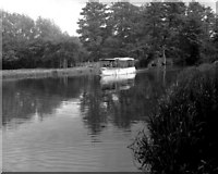 SU9948 : Wey Navigation at Guildford, Surrey by Dr Neil Clifton