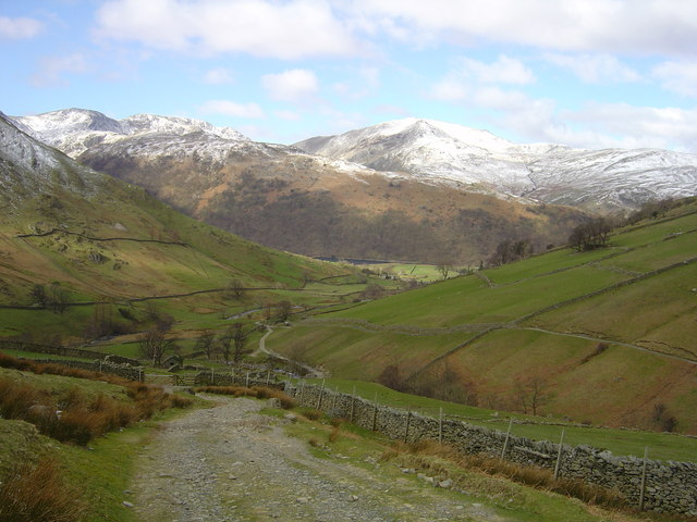 Brotherswater over Hartsop