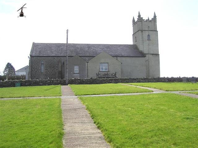 Church at Trory, Enniskillen