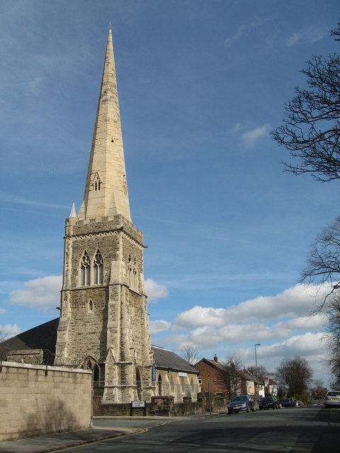 Church of St John The Divine, Holly Road