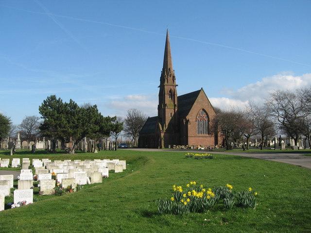 Chapel, Anfield Cemetery