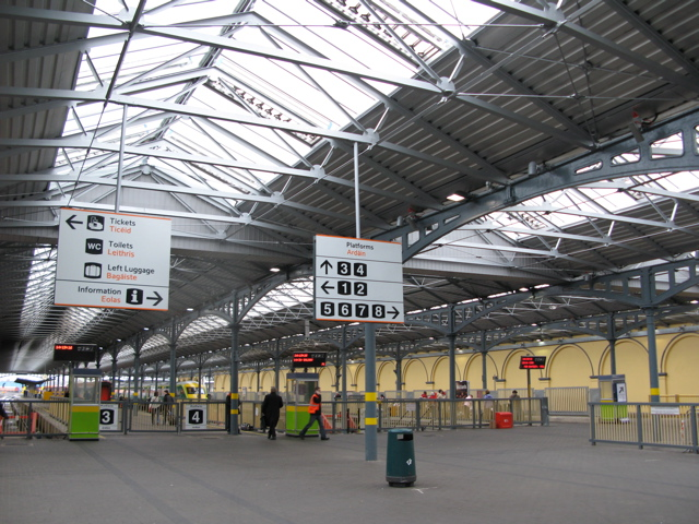 Heuston Station, Dublin
