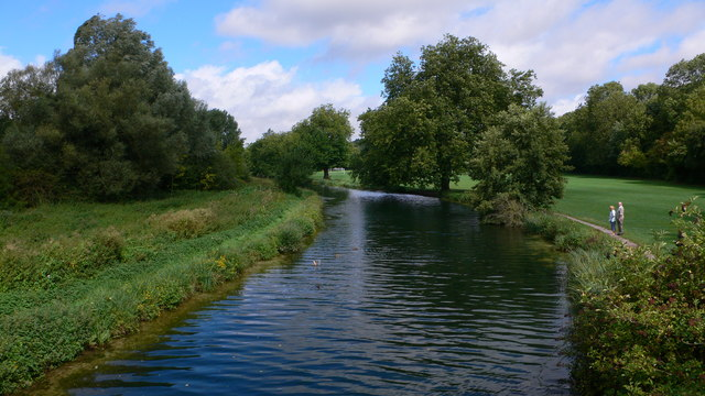 Itchen Navigation at Winchester