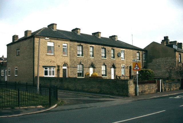 Brighouse - Terrace in Waterloo Road