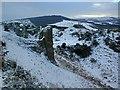 NZ5711 : Former Whinstone Quarry by Mick Garratt