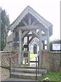 SU5846 : Lych Gate, Dummer by Graham Horn