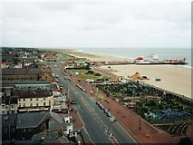 TG5307 : Britannia Pier by Michael C