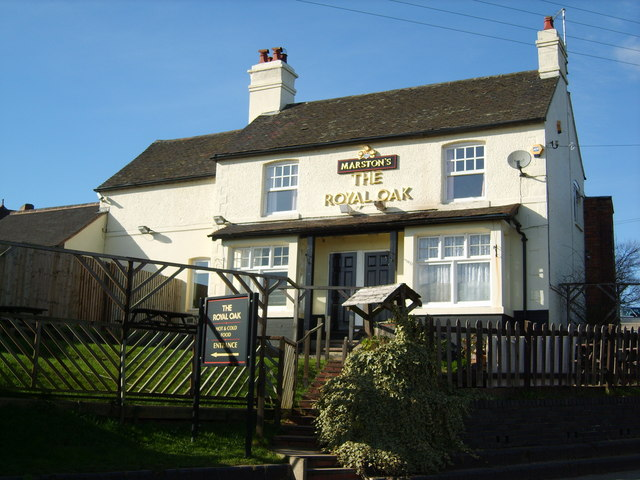 The Royal Oak Pub
