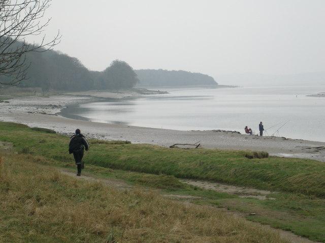 River Kent estuary