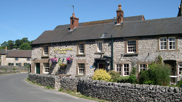 Sycamore Inn, Parwich