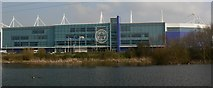 SK5802 : Leicester City's Walkers Stadium. by Mat Fascione