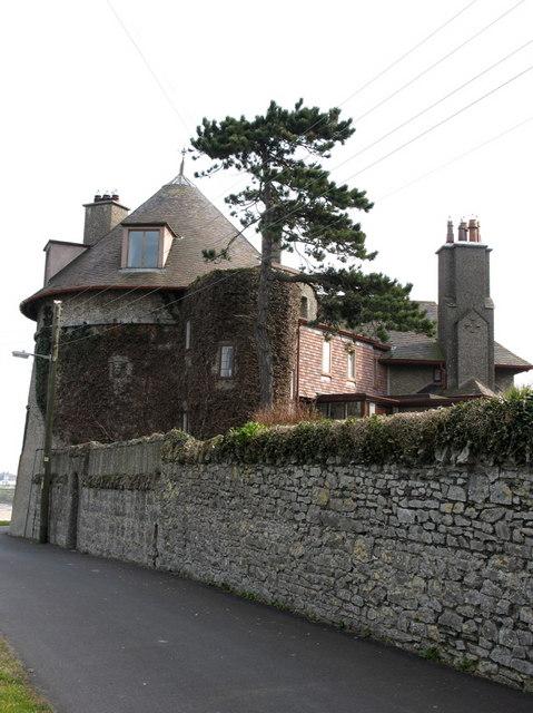 Hick's Tower, Malahide, Co. Dublin