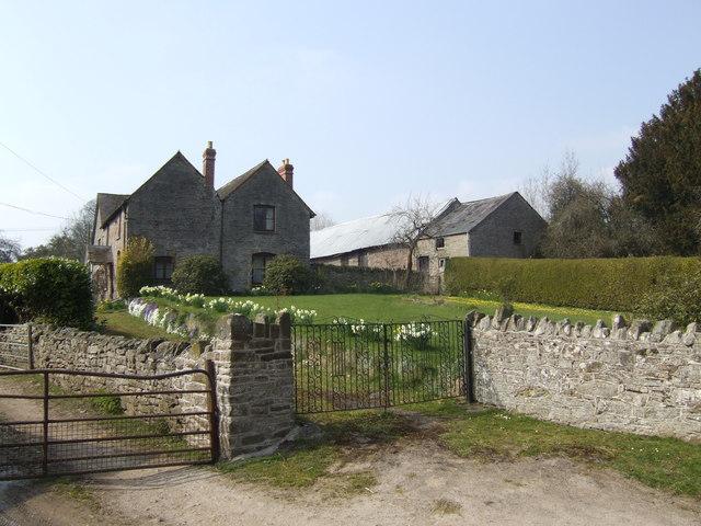Lower Welson Farm