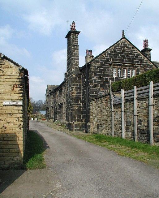 Wyke Manor House
