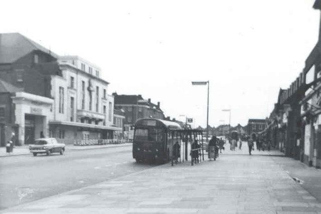 The Broadwalk, Pinner Road, North Harrow
