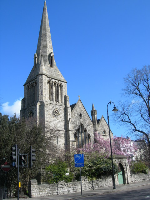 The Parish Church of St Mark, Regent's Park
