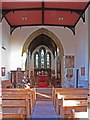 TQ2295 : St Peter, Arkley, Herts - East end by John Salmon