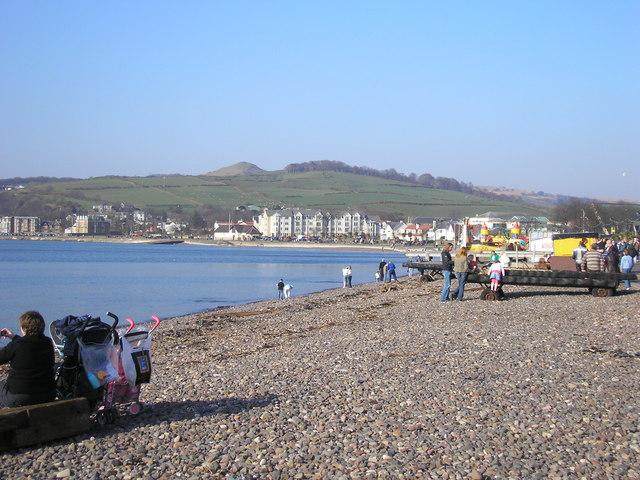 Largs Seashore