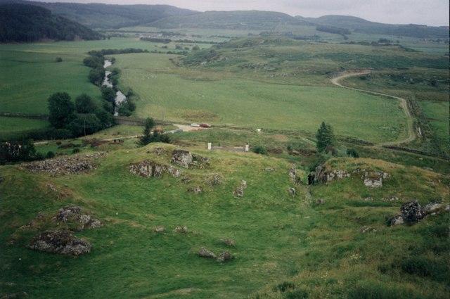 Dunadd, Kilmartin