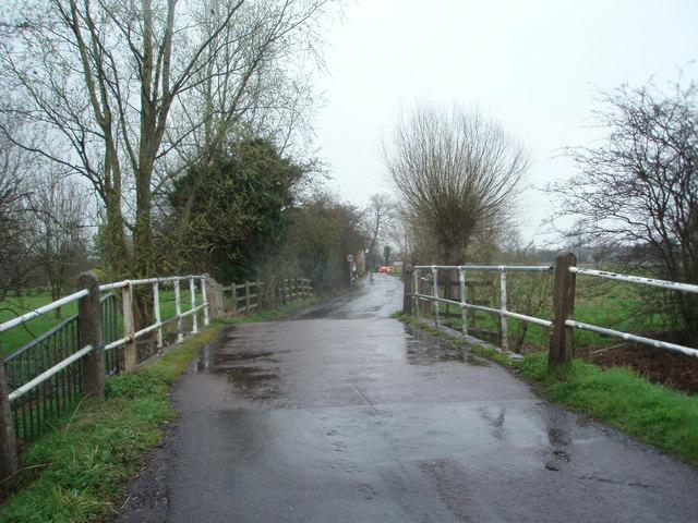 Road to Passenham
