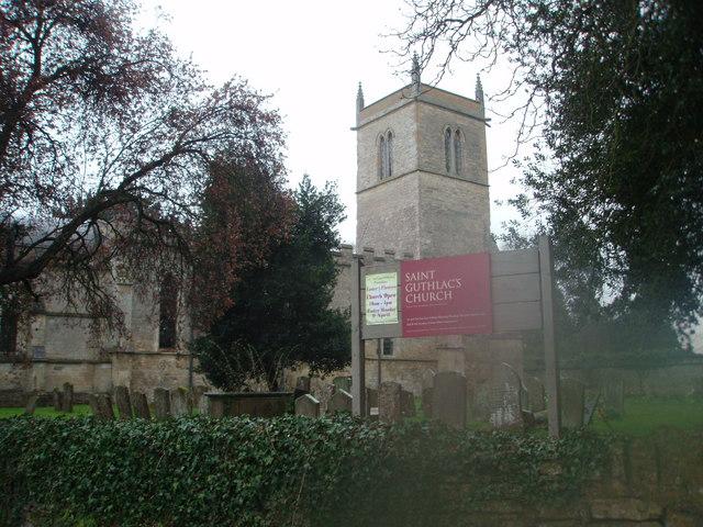 Passenham Church