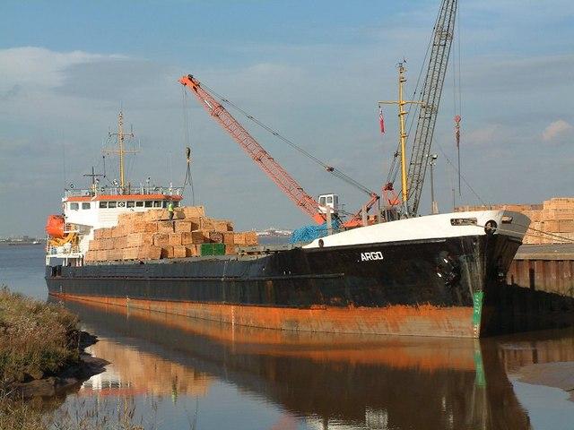 ARGO at Barrow Haven