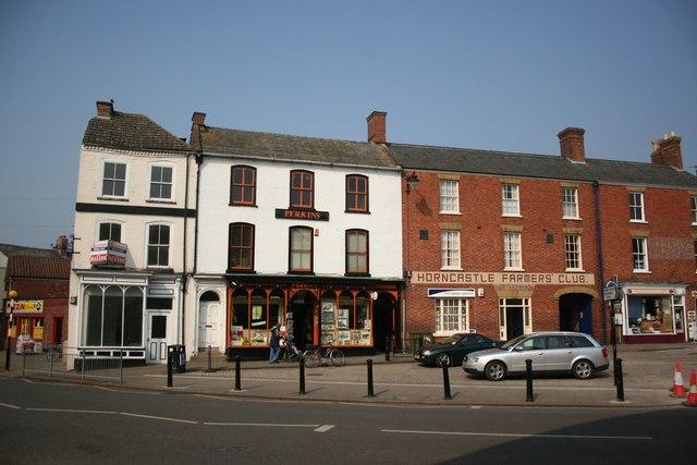 Horncastle Market Square