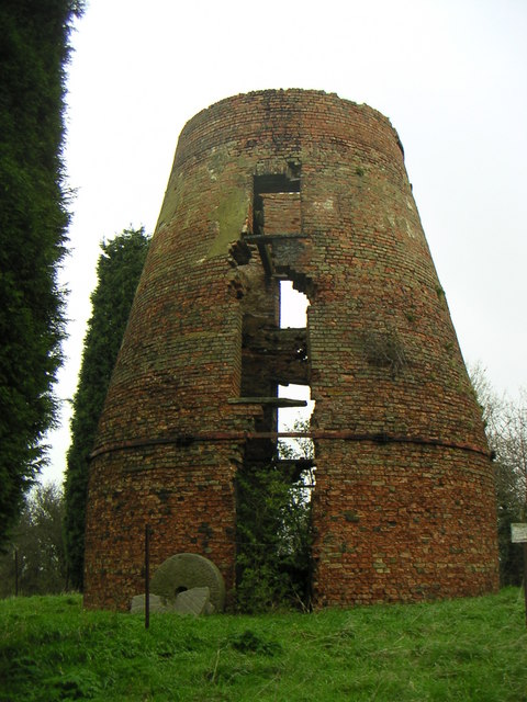 Old Mill Site, Houghton Conquest
