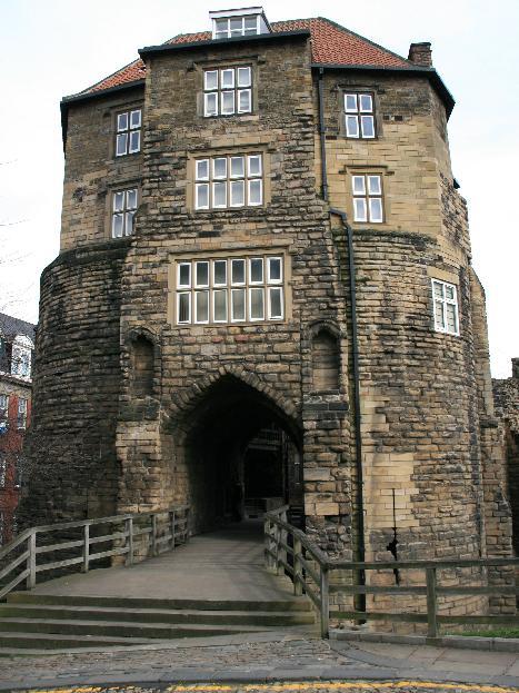 The Black Gate, Newcastle upon Tyne
