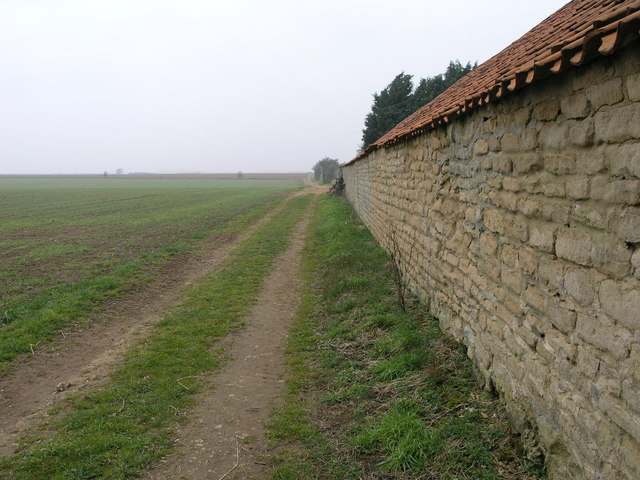 Footpath to Temple Bruer