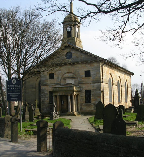 St John the Evangelist - Bierley