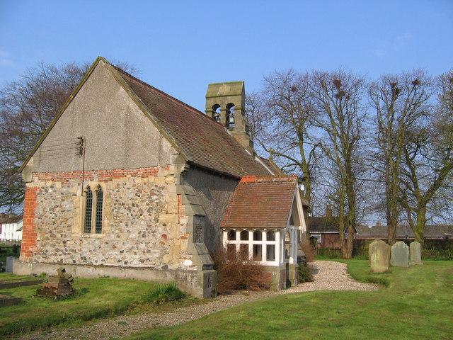 St. James Church Lissett