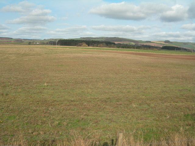 Farmland near Cowbog