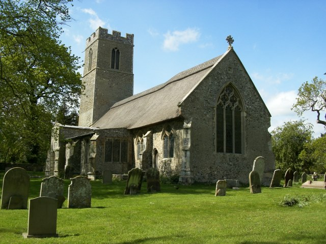 Irstead St Michael Church