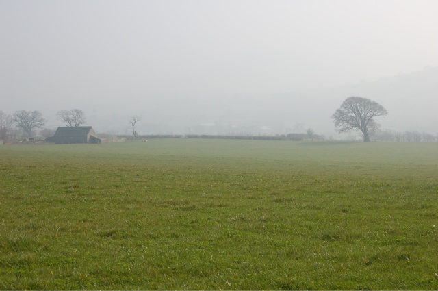 Field near Maes-y-crwper farm