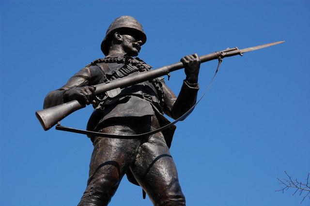 Anglo-Boer war memorial, Belfast