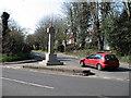TQ2295 : Arkley War Memorial by Martin Addison