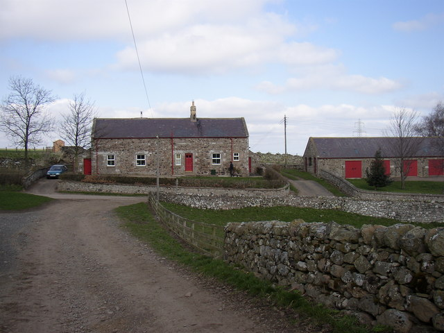 Cottages at South Middleton