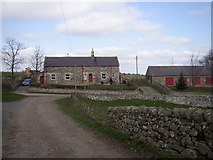 NT9923 : Cottages at South Middleton by Kenneth   Ross