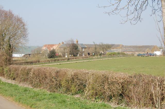 Lower Farm near Duns Tew